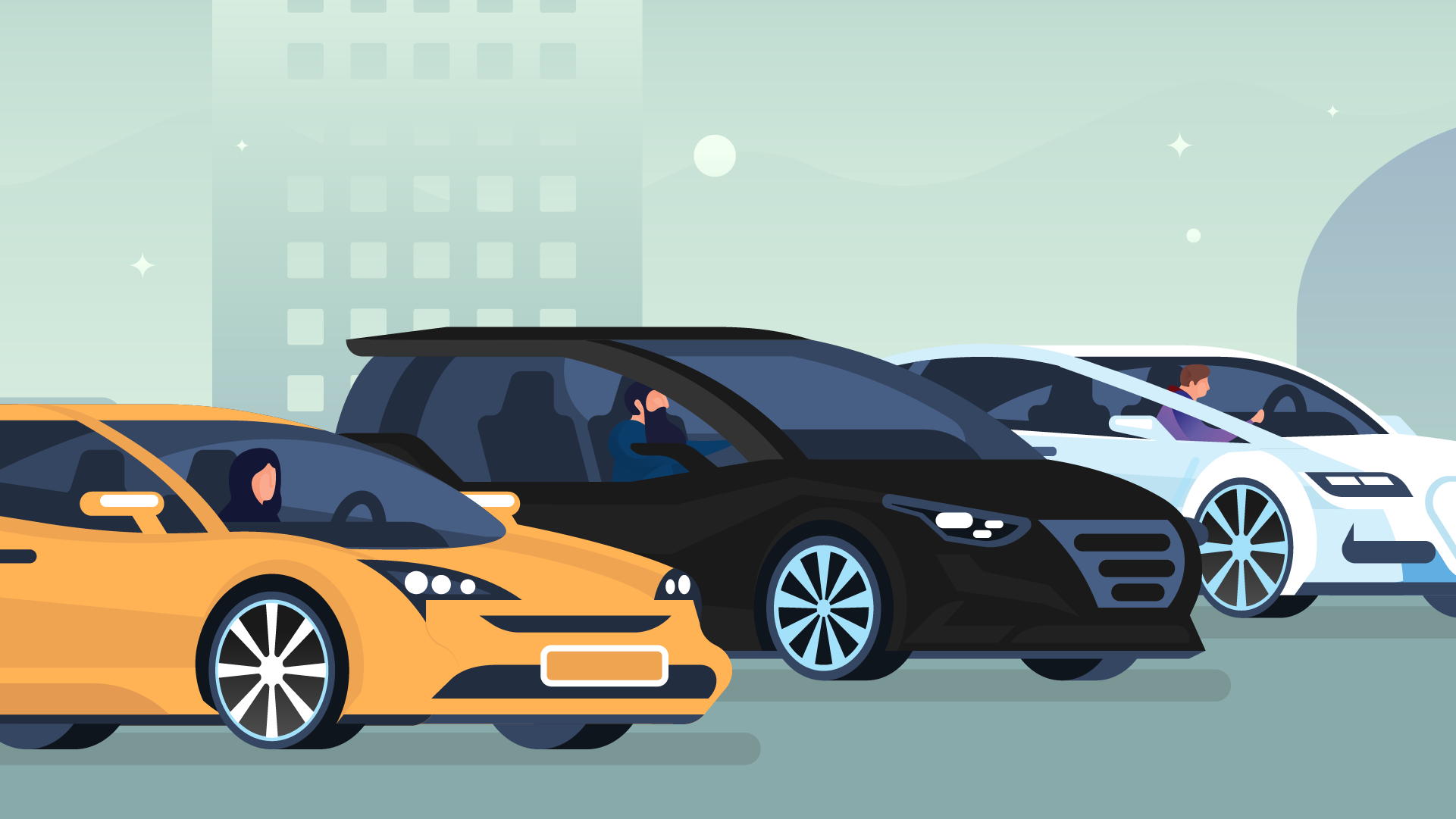 Future of ride-hailing is mobile, and it's yours